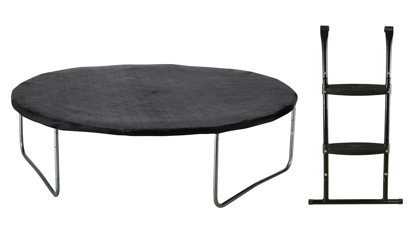 kangui trampoline punchi aloe 305 360 430 cm. Black Bedroom Furniture Sets. Home Design Ideas