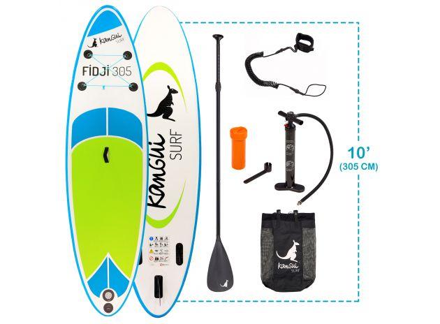 paddle fidji et accessoires