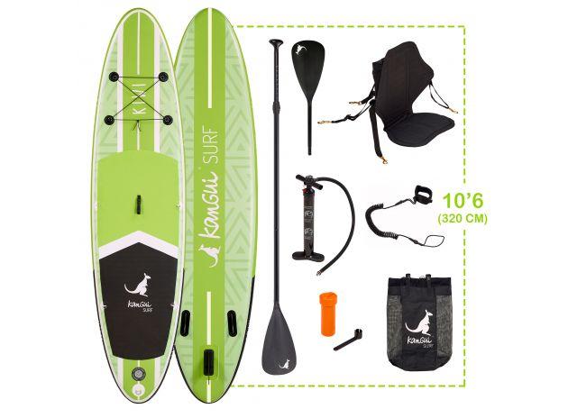 paddle convertible kayak kiwi