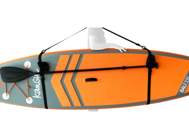 sangle de portage pour transport stand up paddle