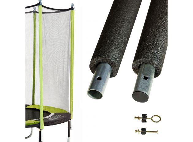 Poteau de filet Ø25mm pour trampolines Jumpi
