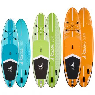 Stand up paddle gonflable convertible Kayak