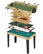 table de jeux 10 en 1