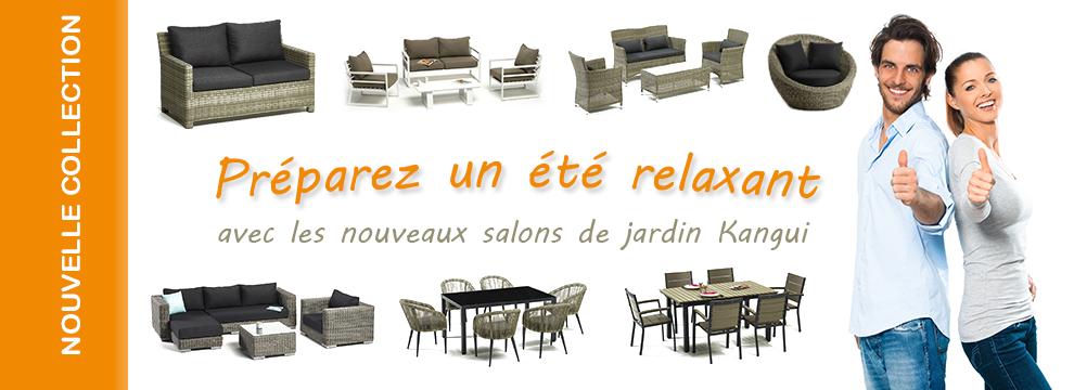 Salon de jardin 2015