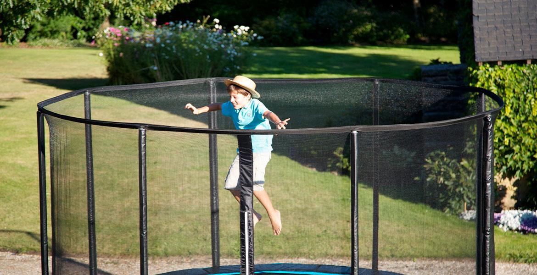 Le plaisir de faire du trampoline à tout âge