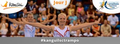 Kangui devient le partenaire officiel de la section trampoline du Levallois Sporting Club