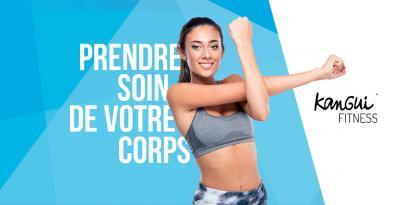 Kangui fitness : une gamme complète pour se (re)mettre en forme