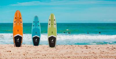 Nouveauté Kangui : le paddle gonflable convertible kayak