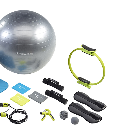 Notices pour le Pack Home Fitness