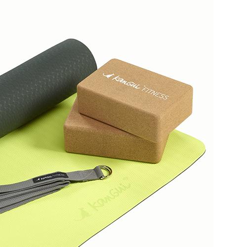 Notices pour le Pack Yoga