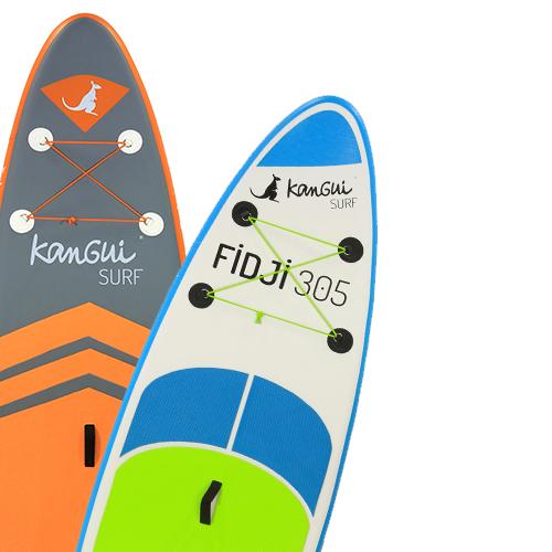 Notices pour les paddle fidji et bali