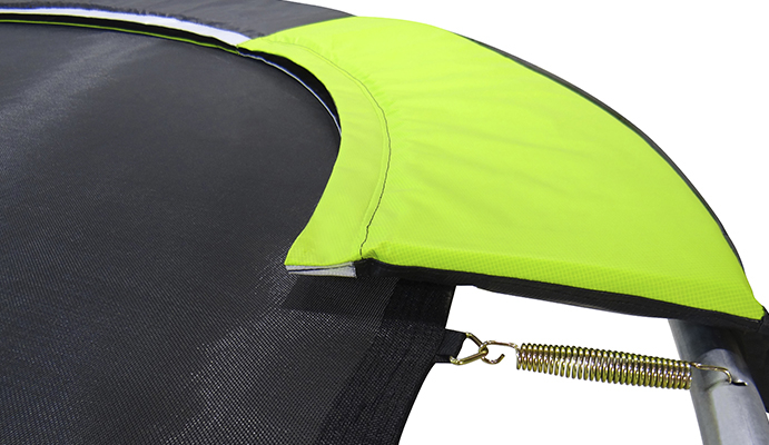 coussin de protection trampoline jumpi