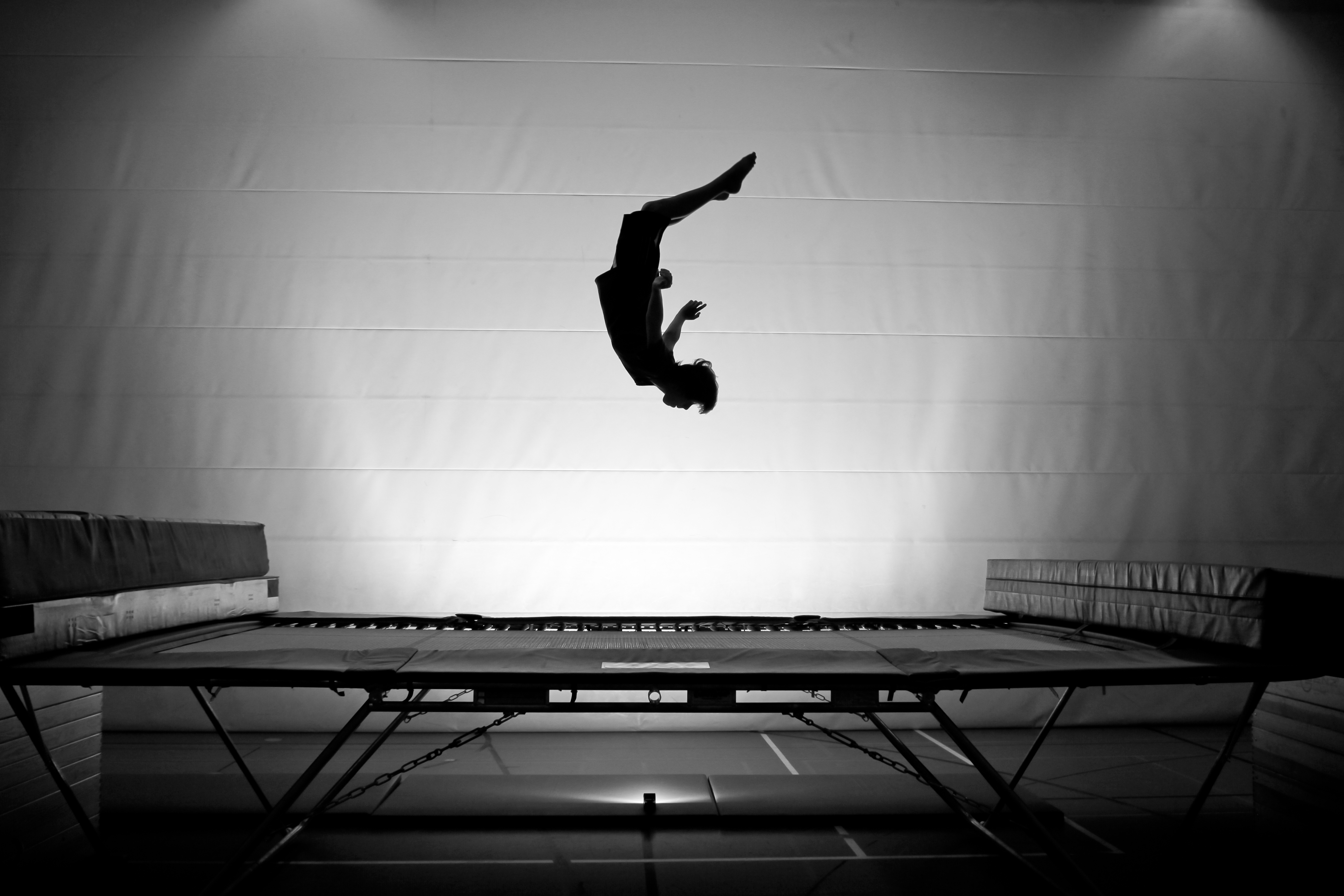 Le trampoline, sport olympique
