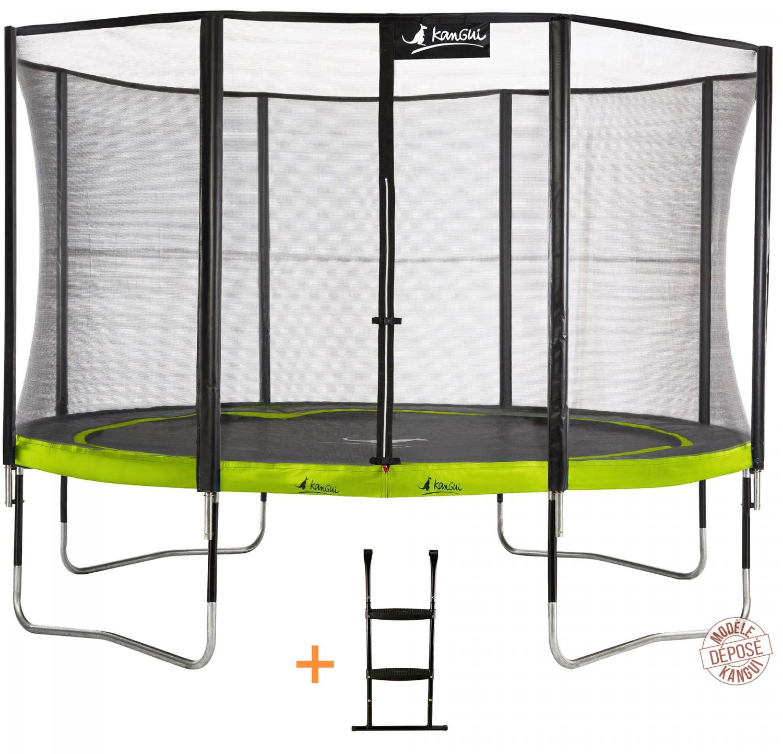 Les trampolines de jardin, des appareils ludiques et amusants