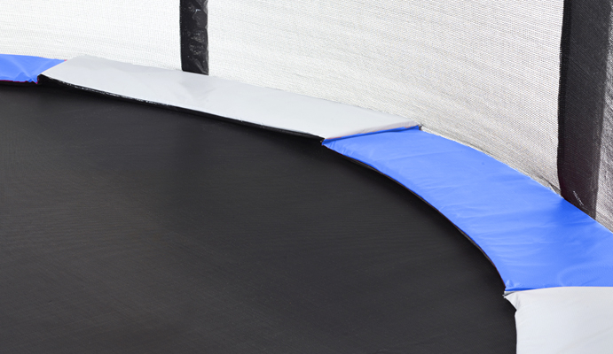 coussin de protection trampoline ralli