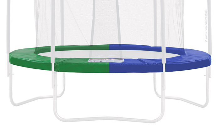 personnalisez trampoline coussin universel