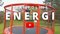 Vidéo de présentation du trampoline ENERGI