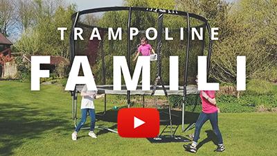 Vidéo de présentation du trampoline FAMILI