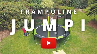 Vidéo de présentation du trampoline JUMPI