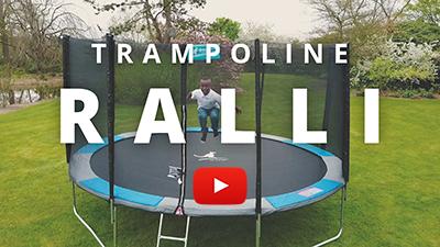 Vidéo de présentation du trampoline RALLI