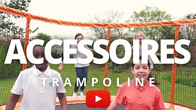 Vidéo de présentation du trampoline ACCESSOIRES