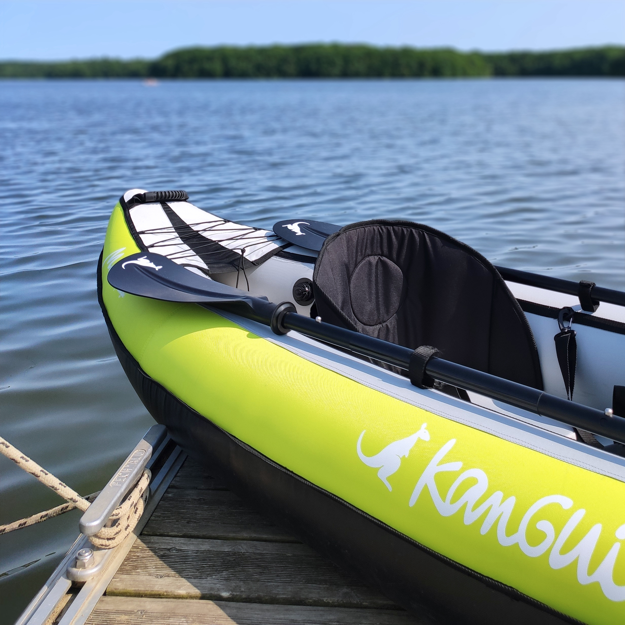 canoe-kayak robuste kangui
