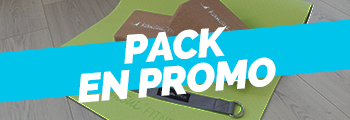 Pack Yoga en promo