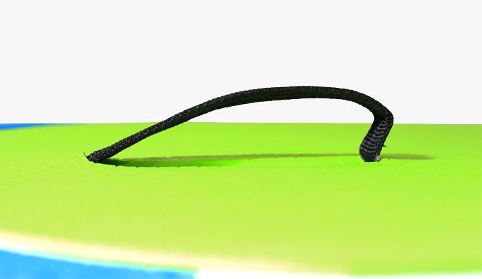 sangle et pont en mousse stand up paddle gonflable