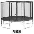 trampoline de gamme Punchi