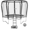 trampoline de gamme Famili